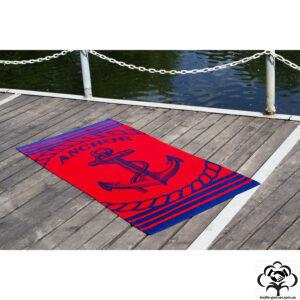 Полотенце Lotus пляжное Anchor New